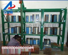 现货供应12抽屉模具架三格四层模具架