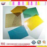 漢中供應PC耐力板片材PC耐力板各種顏色可定做