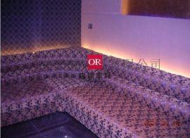 美式简约客厅茶桌铁艺咖啡桌复古酒吧桌休闲餐吧卡座沙发桌椅组合