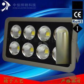 LED240W聚光投光灯厂家批发,8*30W灯具