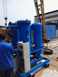 制氮机氮气纯度不达标的原因及解决方法