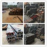 道轨材质U71Mn,道轨型号QU80,压板、夹板,起重机轨,亚重