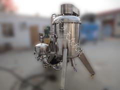 圆盘式硅藻土过滤机 1359868 880饮料酒过滤设备
