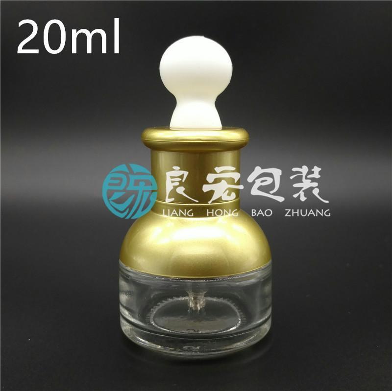 20ml 30ml 矮胖精油瓶
