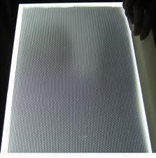 激光雕刻导光板