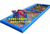 充气沙滩池组合设计 (BM-23622)
