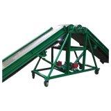 固定式帶式輸送機 水泥袋裝車傳送帶qc