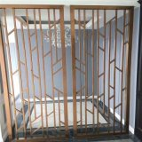 不锈钢折屏加工定制厂家 酒吧客厅书房专用屏风隔断定制古典金属