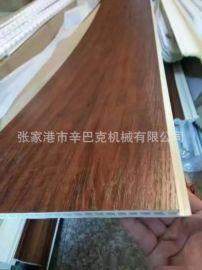 pvc木塑墙板挤出生产线,pvc扣板挤出机,pvc塑料挤出机