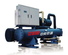 nkz育种\育苗温室供暖地源热泵