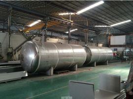 佛山制品 供应供应压力容器不锈钢储罐 质量可靠 价格优惠 三类容器资质