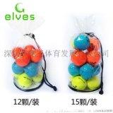 高尔夫透明包装袋 装球袋 礼品袋 PVC包装袋