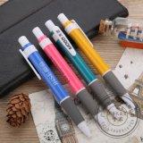 筆海文具 9P822塑料圓珠筆 免費設計LOGO訂做 按動廣告禮品筆 定做筆廠家