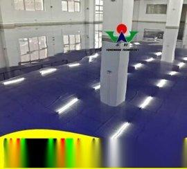中山環氧防靜電地板漆施工