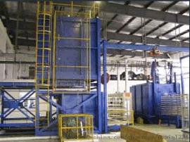 铝合金淬火炉,铝合金热处理炉