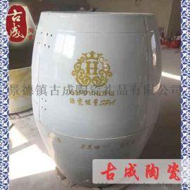 厂家直销负离子养生瓮 圣菲活瓷能量翁产后修复发汗缸