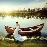 户外欧式景观装饰婚纱摄影木船