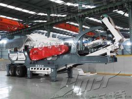 移动式建筑垃圾破碎机厂家 大型移动破碎机价格