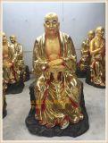 脱胎佛像|十八罗汉生漆脱胎雕塑厂家,十八罗汉厂家