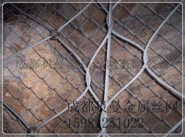 四川成都专业生产柔性防护网,加工,安装