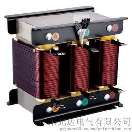低压铁芯滤波消谐电抗器光达电气
