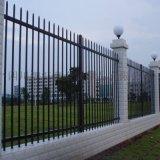 成都鋅鋼護欄網廠家小區圍牆鐵柵欄工廠隔離防護網