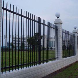 成都锌钢护栏网厂家小区围墙铁栅栏工厂隔离防护网