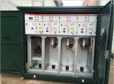 户外开闭所HXGN15环网柜一进三出高压电缆分支箱