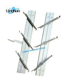 6英寸双拉杆铝制玻璃百叶窗支架*厂家直销