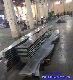铝合金方通规格 文山铝通供应商 天花幕墙铝型材厂家