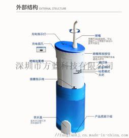 超声波无线充电记忆冲牙器PCBA电路板生产