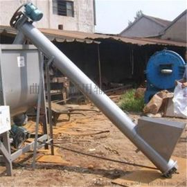 量产粉末螺旋提升机规格 干粉砂浆专用螺旋设备xy1