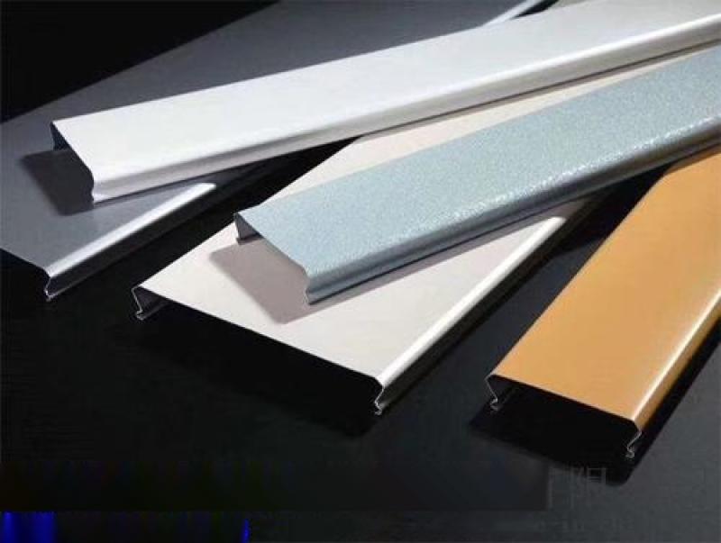 铝条扣吊顶安装方法 防风铝条扣生产商