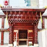 內江雕花門頭、仿古門頭設計定製廠家