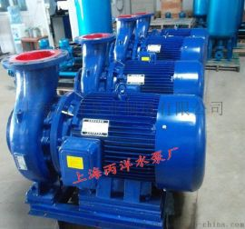 ISW        卧式管道泵