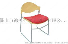 餐廳塑料椅,加厚塑料椅廣東鴻美佳廠家供應