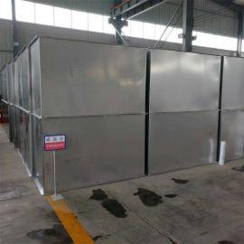 专业加工**不锈钢风管、镀锌风管及各种通风管道
