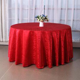 歐式宴會廳婚慶桌布桌裙