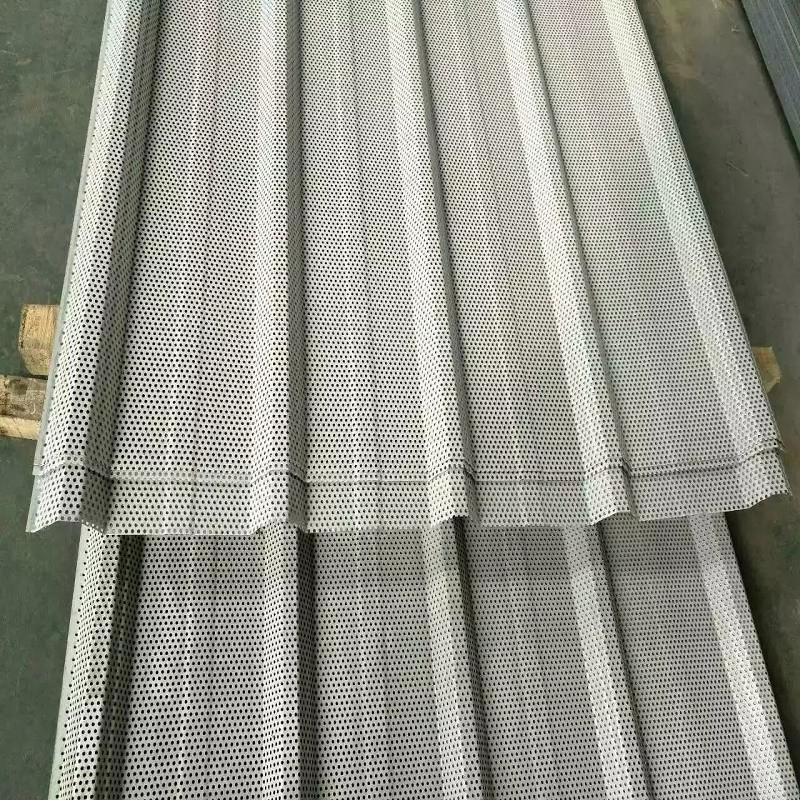 勝博 YX15-225-900型彩鋼衝孔板