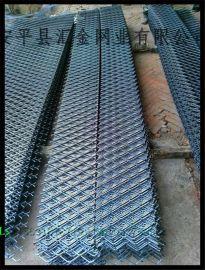 脚手架钢板网网片建材钢笆网厂家供应菱形拉伸网