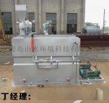 厂家专业生产絮凝剂、助凝剂干粉加药装置、加药系统