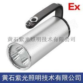 紫光照明YJ1201手提式防爆探照灯,YJ1201