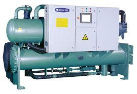 商用中央空调 螺杆式水冷冷水机组