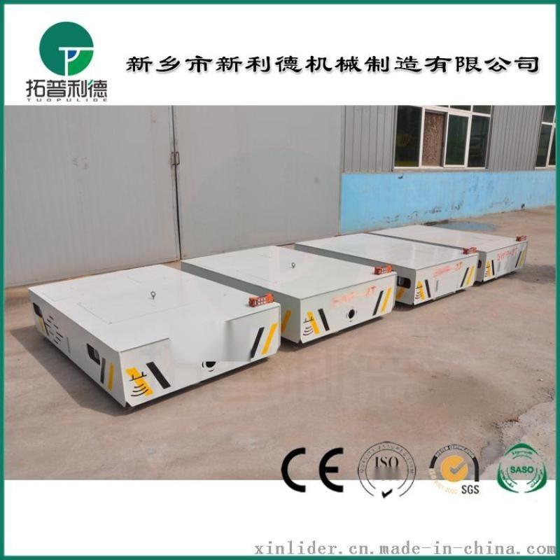 过跨搬运设备使用广泛无轨道电动平车