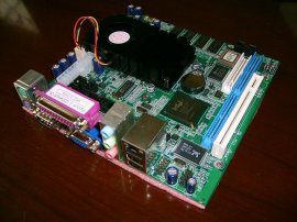 电子监控用主板(GH830EC6)