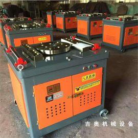40型钢筋弯曲机 钢筋折弯机 黄河电机钢筋机械