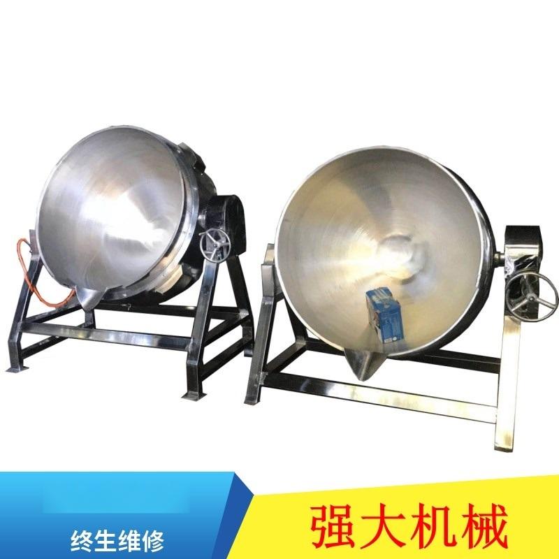 货源直销304不锈钢卤煮锅 肉制品蒸煮锅