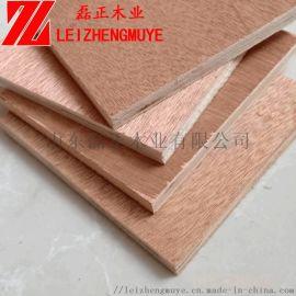 可定制免熏蒸包装箱板 木质多层胶合板