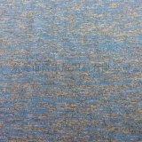 廠家直銷滌氨麻灰汗布 經編色織拉架布 休閒運動瑜伽服針織面料