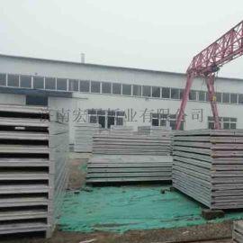 钢骨架轻型天沟板 新型泄爆板防水抗震综合造价低